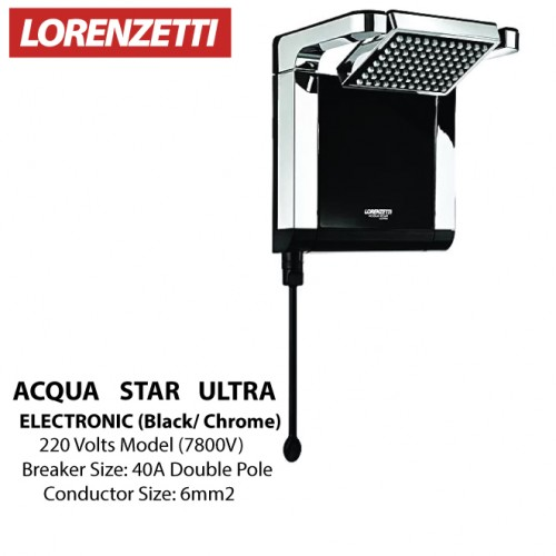 ACQUA STAR ULTRA
