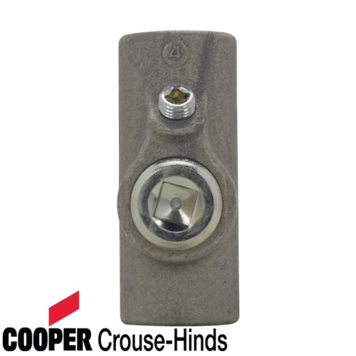 CROUSE-HINDS SERIES EYSX EXPANDED FILL SEALING FITTING