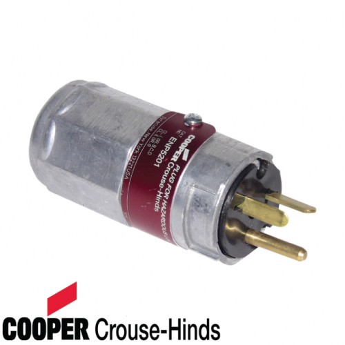 CROUSE-HINDS SERIES ARK-GARD ENP PLUG