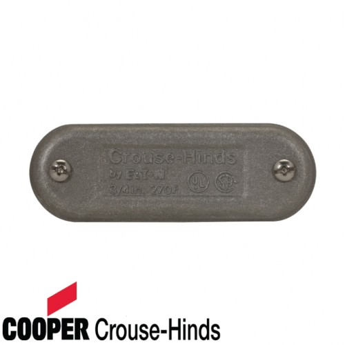 CROUSE-HINDS SERIES CONDULET FORM 7 WEDGE NUT COVER