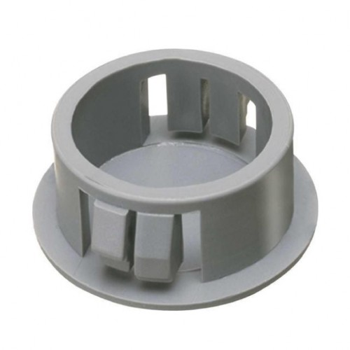 "1/2"" Knockout Seals -Gray 6/6 Nylon"