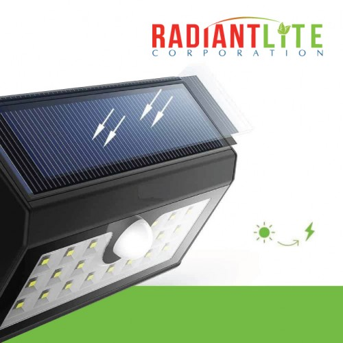 SOLAR WALL LIGHT 1609