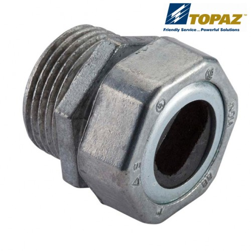"1-1/4"" Compression Type Watertight Connectors"