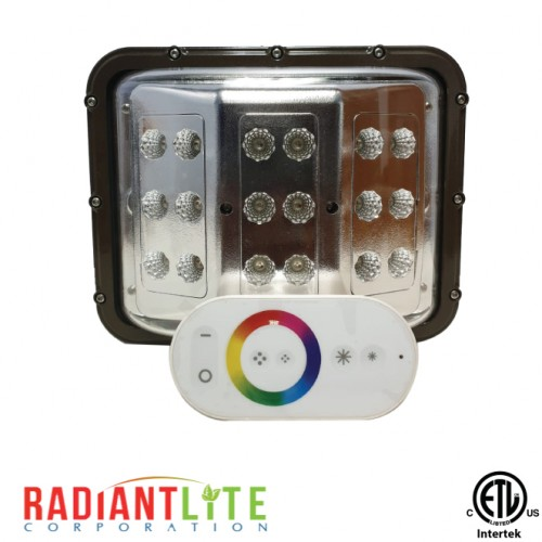60W LED FLOOD LIGHT - RGB