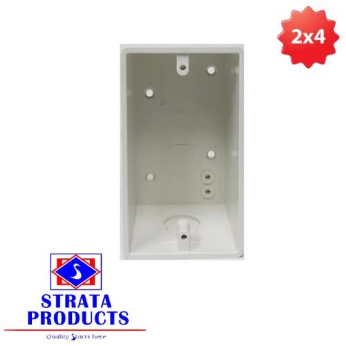 2x4 PVC BOX