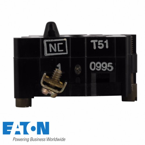 EATON 10250T PUSHBUTTON CONTACT BLOCK