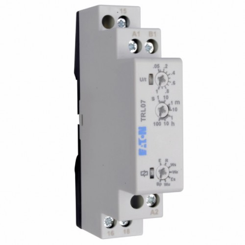 7-FUNCTION UNIVERSAL TR SERIES TIMING RELAY