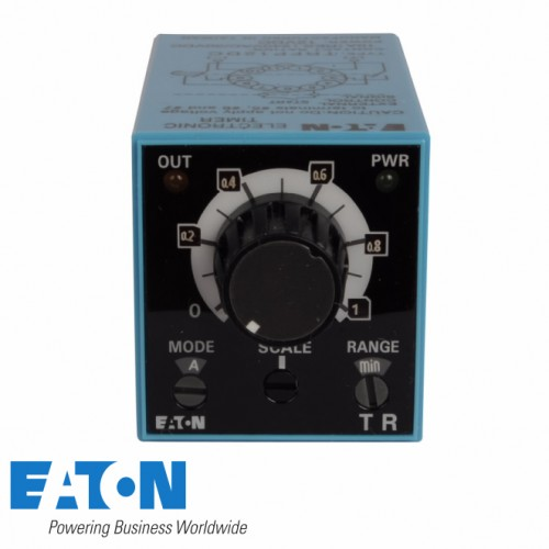 TR SERIES TIMING RELAY