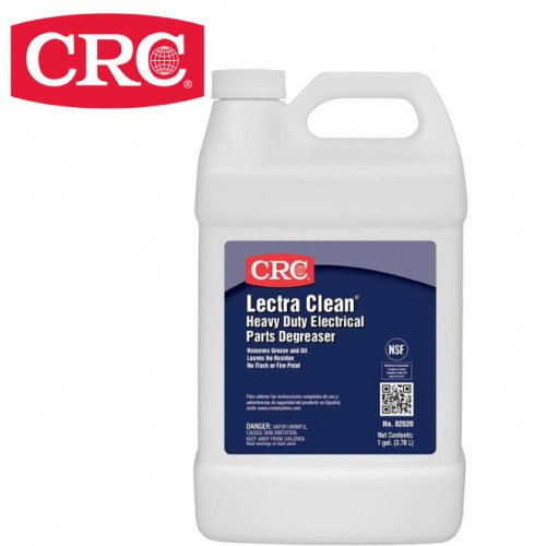 LECTRA CLEAN® HEAVY DUTY ENERGIZED ELECTRICAL PARTS DEGREASER, 1 GAL
