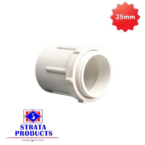 "3/4"" PVC ELECTRICAL MALE ADAPTOR"
