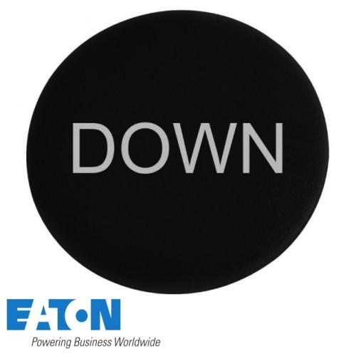 EATON M22 PUSHBUTTON BUTTON PLATE