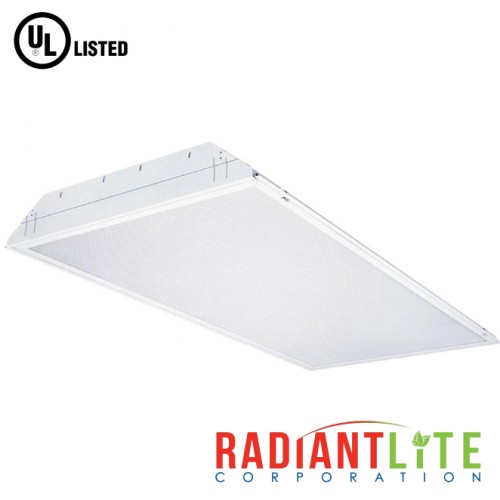 2X4 RECESSED SHALLOW TROFFER