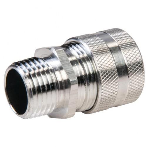"CG5050 - Cord Conn 1/2"""" Aluminum Strain Relief"