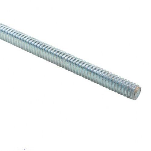 Threaded Rod, M8 Electro Galvanized