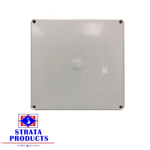 "9""X9""X4"" PVC JUNCTION BOX"