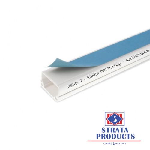 40X25X2900mm PVC TRUNKING