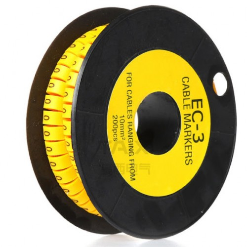 ROUND CABLE MARKER EC-3
