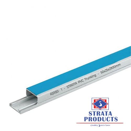 50x25x2900mm PVC TRUNKING