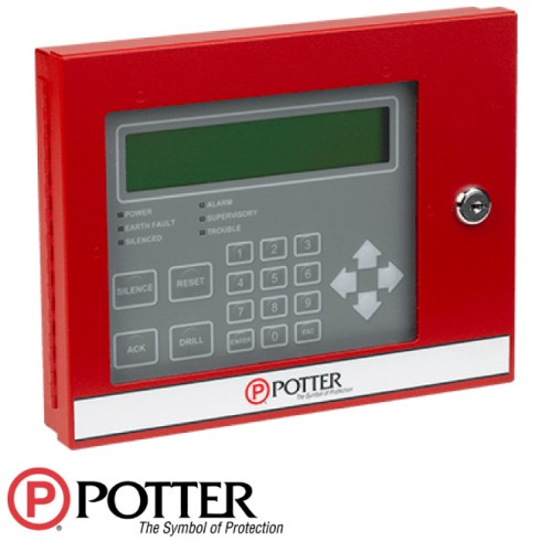 160 Character LCD Annunciator