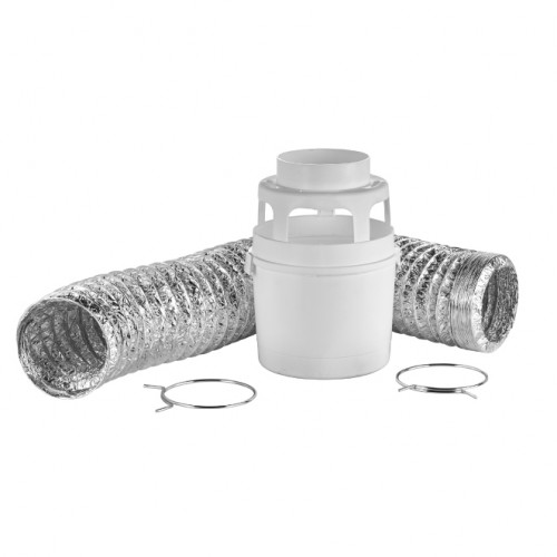 4″ X 5′ LAMAFLEX LINT TRAP KIT