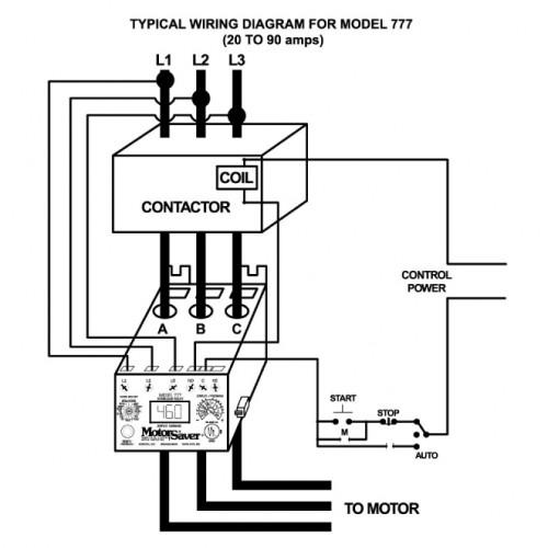 777-P2 MotorSaver