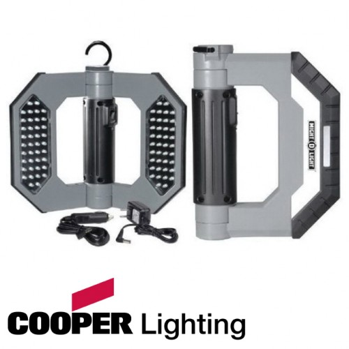 Cooper Lighting Rechargeable LED Folding Work Light