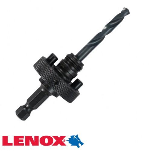 """3L 1/2"""" (13mm) (32mm - 152mm) SOLID/ HEX ARBOR"""