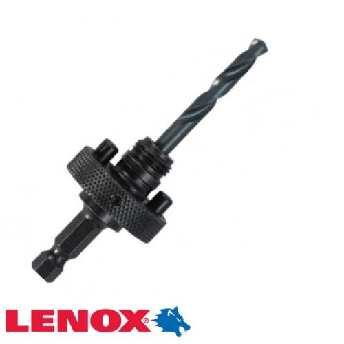 """6L 3/8"""" (10mm) (32mm - 152mm) HEX ARBOR"""