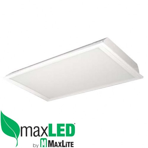 MAXLITE LED TROFFER 2X4