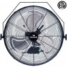 HIGH VELOCITY INDUSTRIAL FLOOR FAN