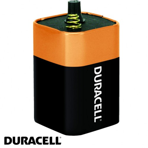 Duracell 6v flashlight battery