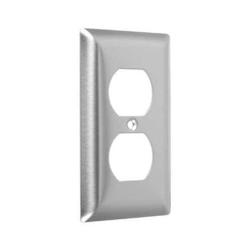 2X4 DUPLEX STAINLESS STEEL COVERS