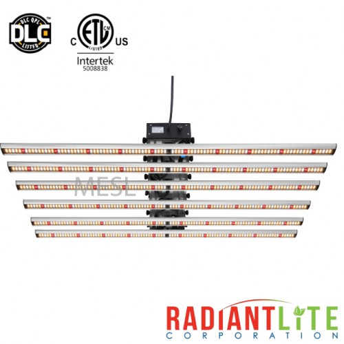 Agricultural Greenhouses 500W Led Grow Light Bar