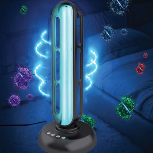 Intelligent UV Sterilization Light with Remote and Timer