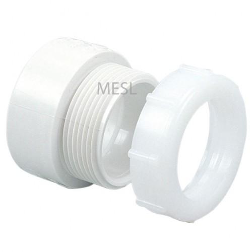 1-1/2INX1-1/4IN PVC TRAP ADAPTOR
