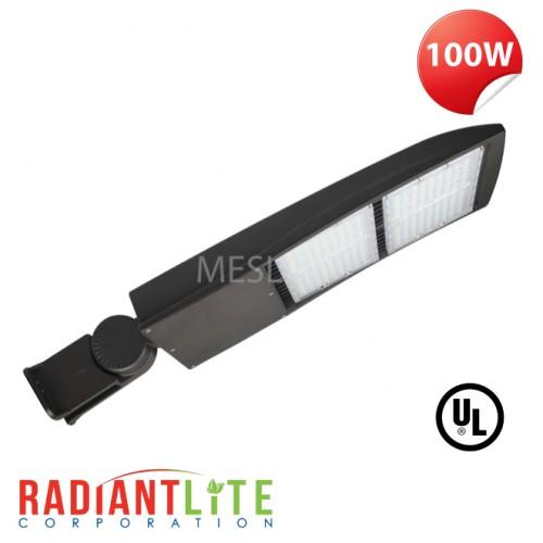 LED SHOEBOX AREA LIGHT 100W