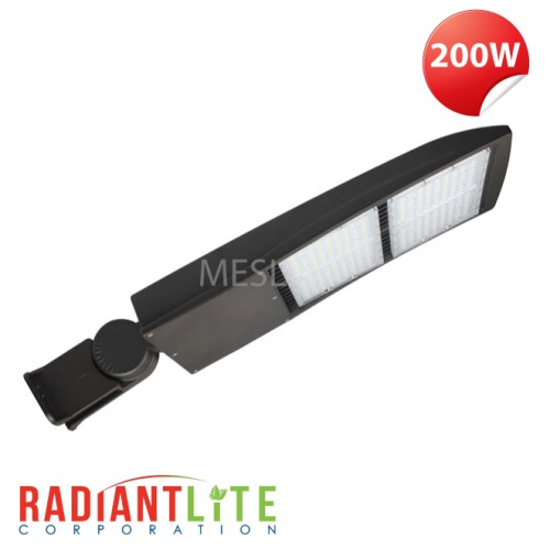 LED SHOEBOX AREA LIGHT 200W