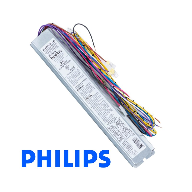 Philips Bodine B50 Linear Fluorescent