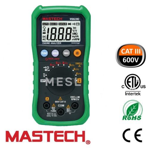 MS8239D - Digital Multimeter ( Engine Analyzer )