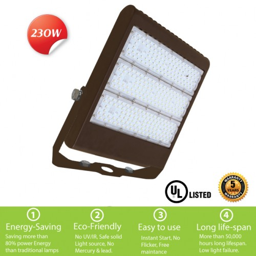230W LED FLOOD LIGHT