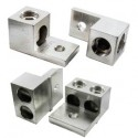 SINGLE & DOUBLE HOLE MECHANICAL LUGS