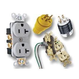 PLUGS & RECEPTACLES