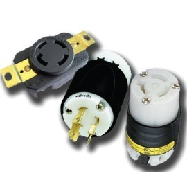 TWIST LOCK PLUGS & RECEPTACLES