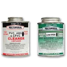 PVC CEMENT & CLEANER