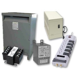 TRANSFORMERS, UPS, SURGE PROTECTION