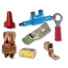 WIRE CONNECTORS, LUGS, CLIPS, TERMINALS, WIRE-NUT