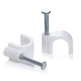 PLASTIC CABLE CLIP
